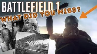 What Did You Miss? Battlefield 1 Reveal Trailer Analysis