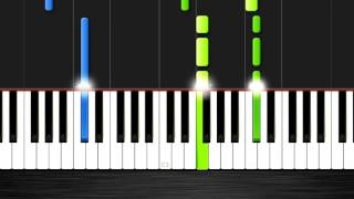John Legend - All of Me - SLOW EASY Piano Tutorial