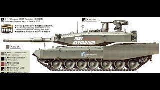 Tiger Model Leopard 2 Revolution 1   Sneak Peek