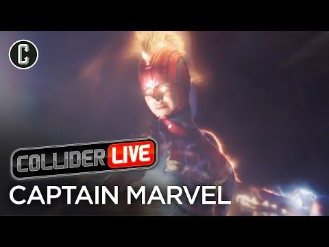 Xxx Mp4 Captain Marvel Trailer Review Collider Live 45 3gp Sex