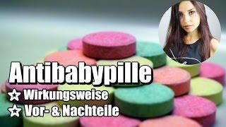 Antibabypille - Wirkung, Vor- & Nachteile | Hormonfrei & sicher verhüten ♥ | #verhütungswoche