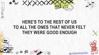 Simple Plan - Rest Of Us (Lyrics)