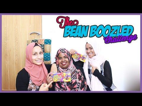 BEAN BOOZLED CHALLENGE   Aisha Rahman