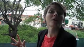 Amy Seimetz Talks