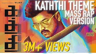 Kaththi Theme  - Mass Rap Version l Swords of Destiny l Hip Hop l Vijay l Anirudh l ARK l Tamil 2019