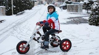 Lego like Bike - Infento Rides for Kids