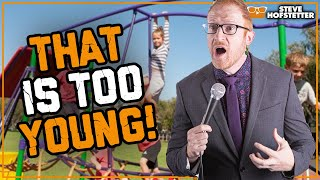 How young is too young to date?