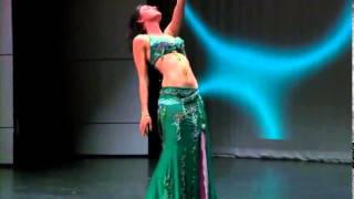 Elise Belle Dance ; Art of the Drum Solo