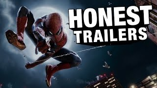 Honest Trailers - The Amazing Spider-Man