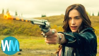 Top 10 Hottest Women on SyFy