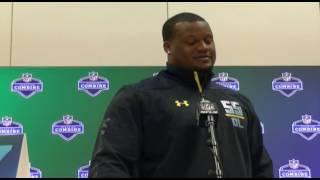 Carlos Watkins, DT, Clemson | 2017 NFL Scouting Combine