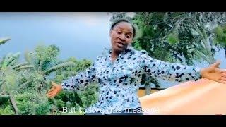 Sr Henriette Fwamba, la voix des élus, chante