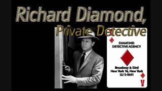 Richard Diamond: Private Detective - The Jewel Thief
