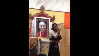 Tibetan new song 2015 ཕ་མ་དྲིན་གླུ་ by Phurbu Lhamo