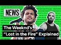 The Weeknd S Lost In The Fire Explained Song Stories mp3