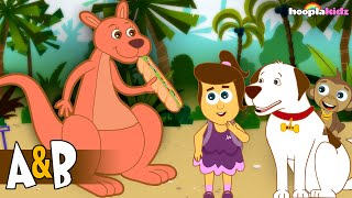 The Adventures of Annie and Ben – AUSTRALIA by HooplaKidz in 4K EP 11