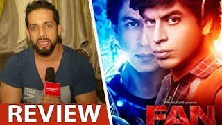 Fan Review by Salil Acharya | Shah Rukh Khan, Waluscha De Sousa, Shriya | Full Movie Rating