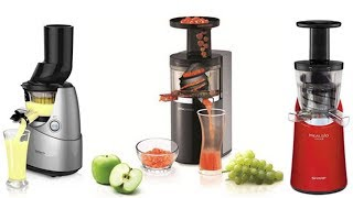 5 Best Juicers / Juicer Machines You can Buy For You Kitchen - Slow Juicer #4