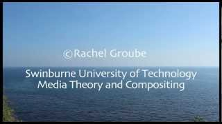 Rachel Groube 9693017- Video and Compositing Assignment 1
