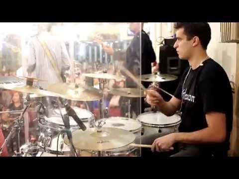 Ricardo Souza Canção do Apocalipse Coral Hebrom 10 anos