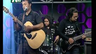 Nilika by Shohortoli band [Positive Vibe programme on NTV]