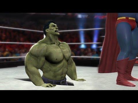 Xxx Mp4 SUPERMAN VS HULK I Quit Match 3gp Sex