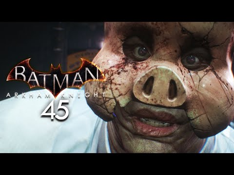 BATMAN: ARKHAM KNIGHT [045] - Herr Valentin vom Puppenstübchen ★ Let's Play Arkam Knight