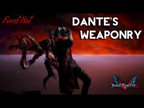 Xxx Mp4 Devil May Cry 5 Dante S Weaponry 3gp Sex