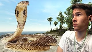 Помощ... Змия