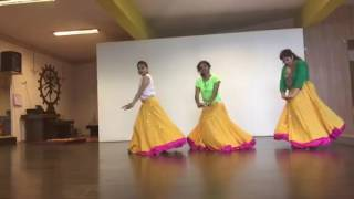 Beyond Talaas: Bollywood Routine