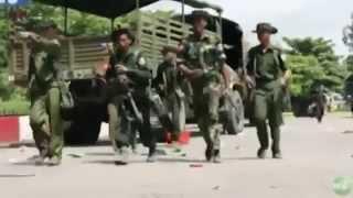 Dokumentasi Pembantaian Muslim Rohingya Oleh Ummat Budha  Myanmar
