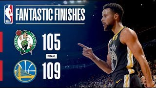 The Celtics and the Warriors Go ALL The Way Down to the Wire | January 27, 2018