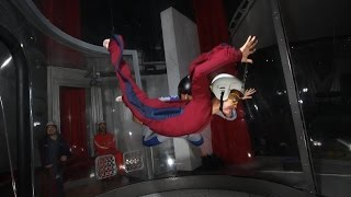 iFly Dubai Mirdif City Centre - Experience Indoor Skydiving