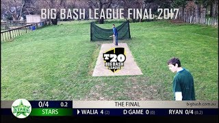 Big Bash League Final 2017