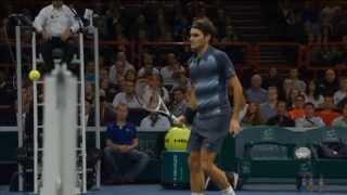 Roger Federer - I Call it Federer Magic (HD)