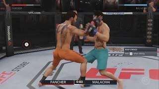 Hokuto Hyakuretsu Ken - UFC