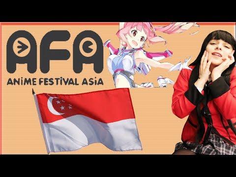 Xxx Mp4 AFA Anime Festival Asia Singapore Vlog 3gp Sex