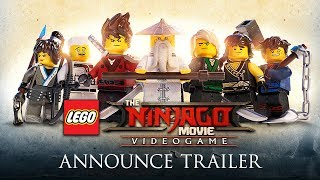 The LEGO Ninjago Movie Video Game: Official Announce Trailer