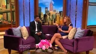 Ray J - Discusses Kim Kardashian on The Wendy Williams Show