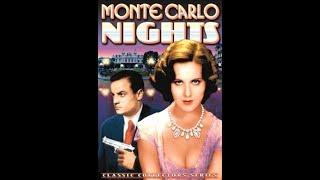 Monte Carlo Nights (1934) - FULL Movie - Mary Brian, John Darrow, Yola d'Avril