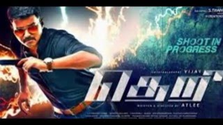 Theri Official Trailer | 2K | Vijay, Samantha, Amy Jackson |