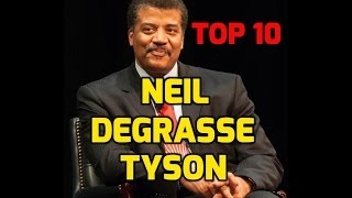 Top 10 Neil Degrasse Tyson Moments - Neil Degrasse Tyson on Life, The Universe and Everything