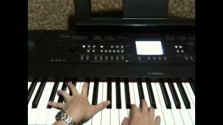 Bimbang (Ost AADC)- Piano Tutorial So EASY (verse 1 part 2)