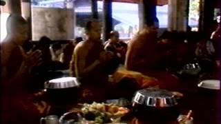 Life at Wat Pa Baan Taad part 2