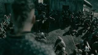 Vikings S05E05 - Ivar spares Bishop Heamumd life
