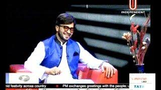 Film Actor Sakib Khan Eid Special Bangla celebrity Talkshow