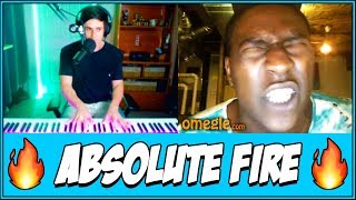 When a Rapper and a Pianist Meet on Omegle...