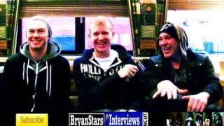 Hollywood Undead Interview #2 Johnny 3 Tears & Da Kurlzz UNCUT 2011