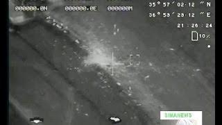 Iran made Shahed-129 UCAV against terrorist groups in Syria & Western borders پهپاد شاهد 129 ايران
