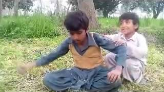 Very funny cool video little peer Sukka kaakri / Saraiki funny 2017